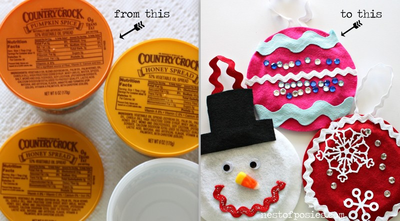 Christmas Ornaments For Kids To Make In School Part - 15: Itu0027s ...