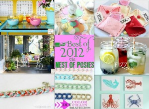 The Best of 2012 via Nest of Posies