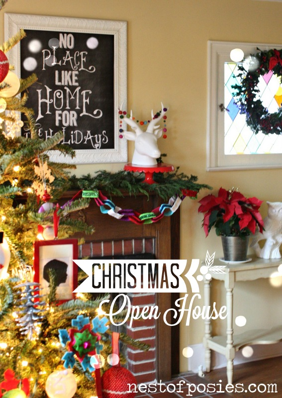 Well Here It Is Our Christmas Open House