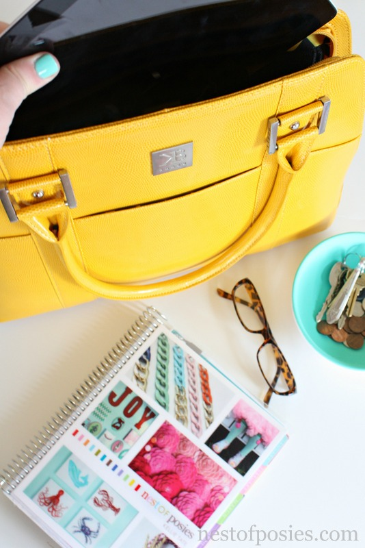 Kaboo eBag Review & Giveaway via Nest of Posies