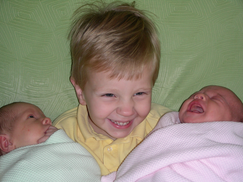 Babies Happen via Nest of Posies