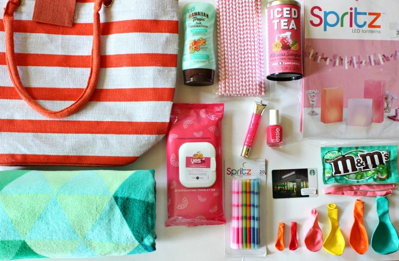 summer in a bag - favorite things giveaway