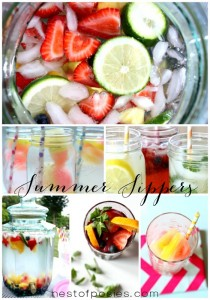 Refreshing Summer Sippers