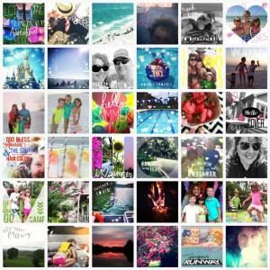 Summer 2013 Highlights via Instagram
