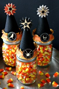 Halloween Treats – Witches' Vitamins