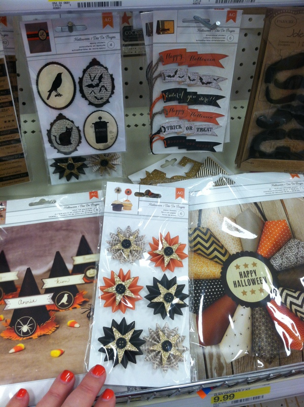 American Craft Supplies at Target