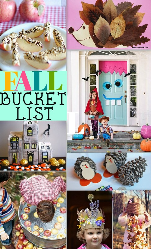 20 Fall Bucket List Ideas