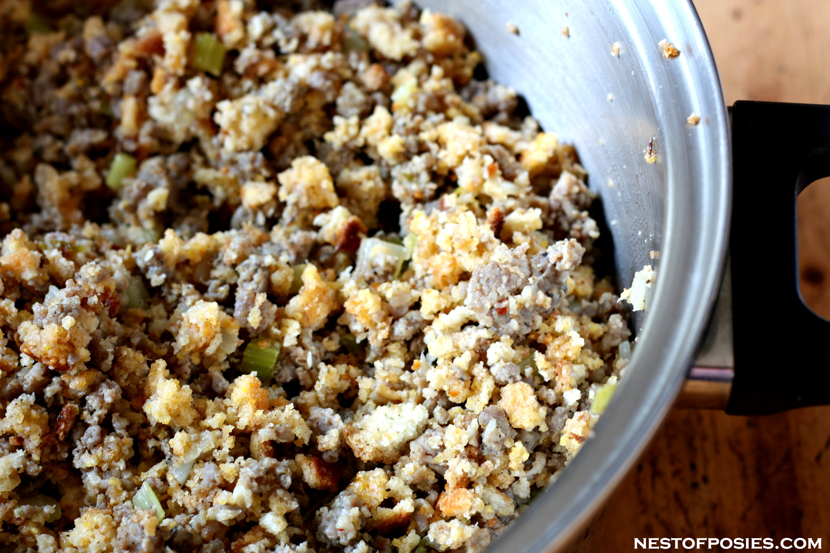 Sausage Stuffing - the best ever