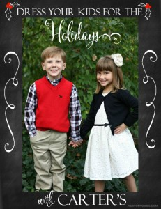 Dress Your Kids for the Holidays + a giveaway!