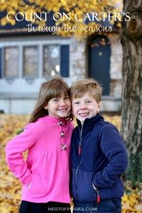 Keep your kids warm this Season + a giveaway!!!