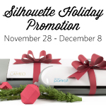 Silhouette Holiday Promotion