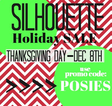 silhouette holiday sale