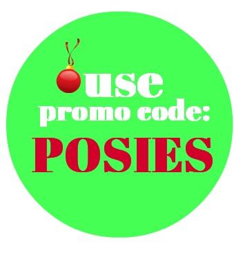 use promo code posies