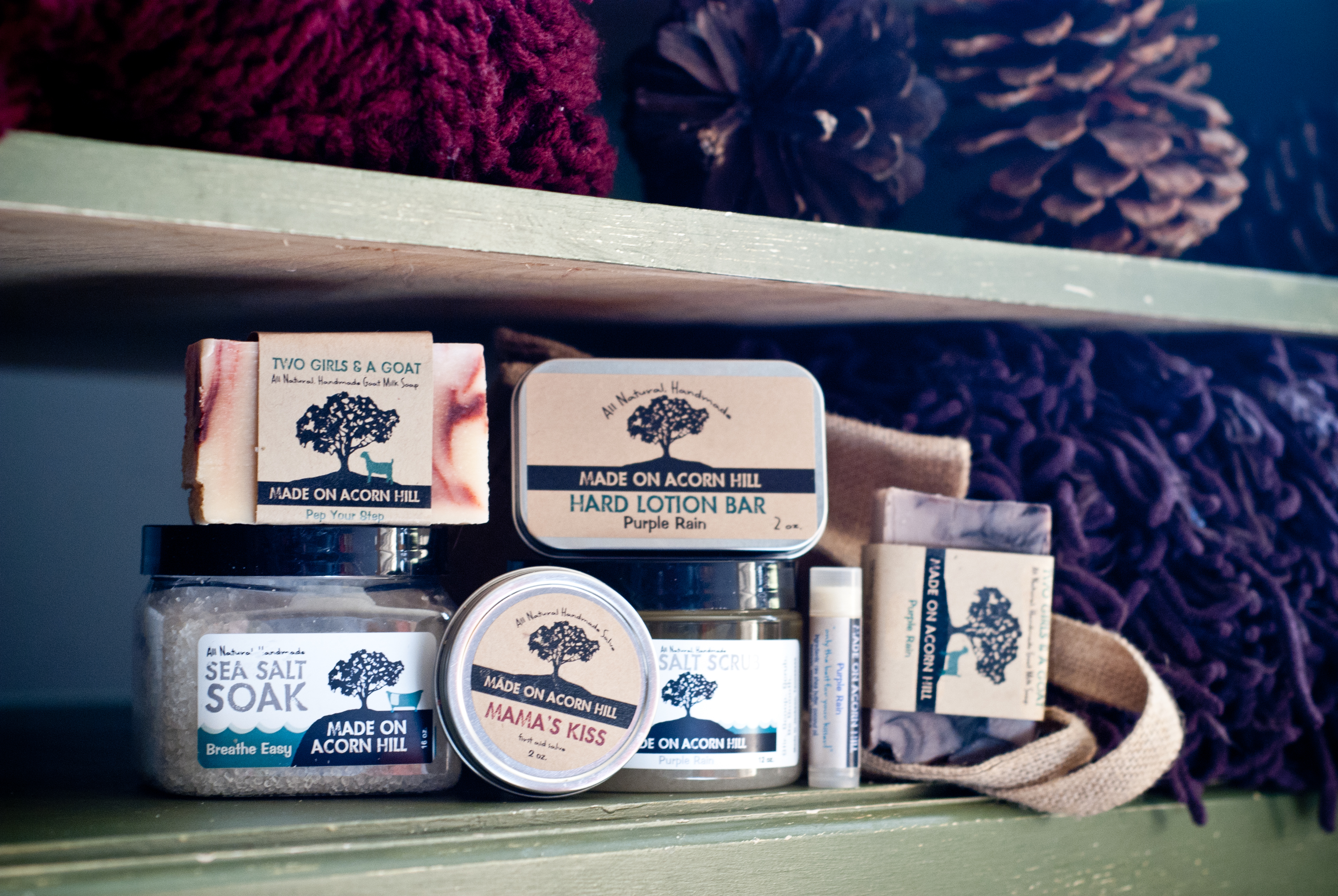 Made on Acorn Hill - a giveaway