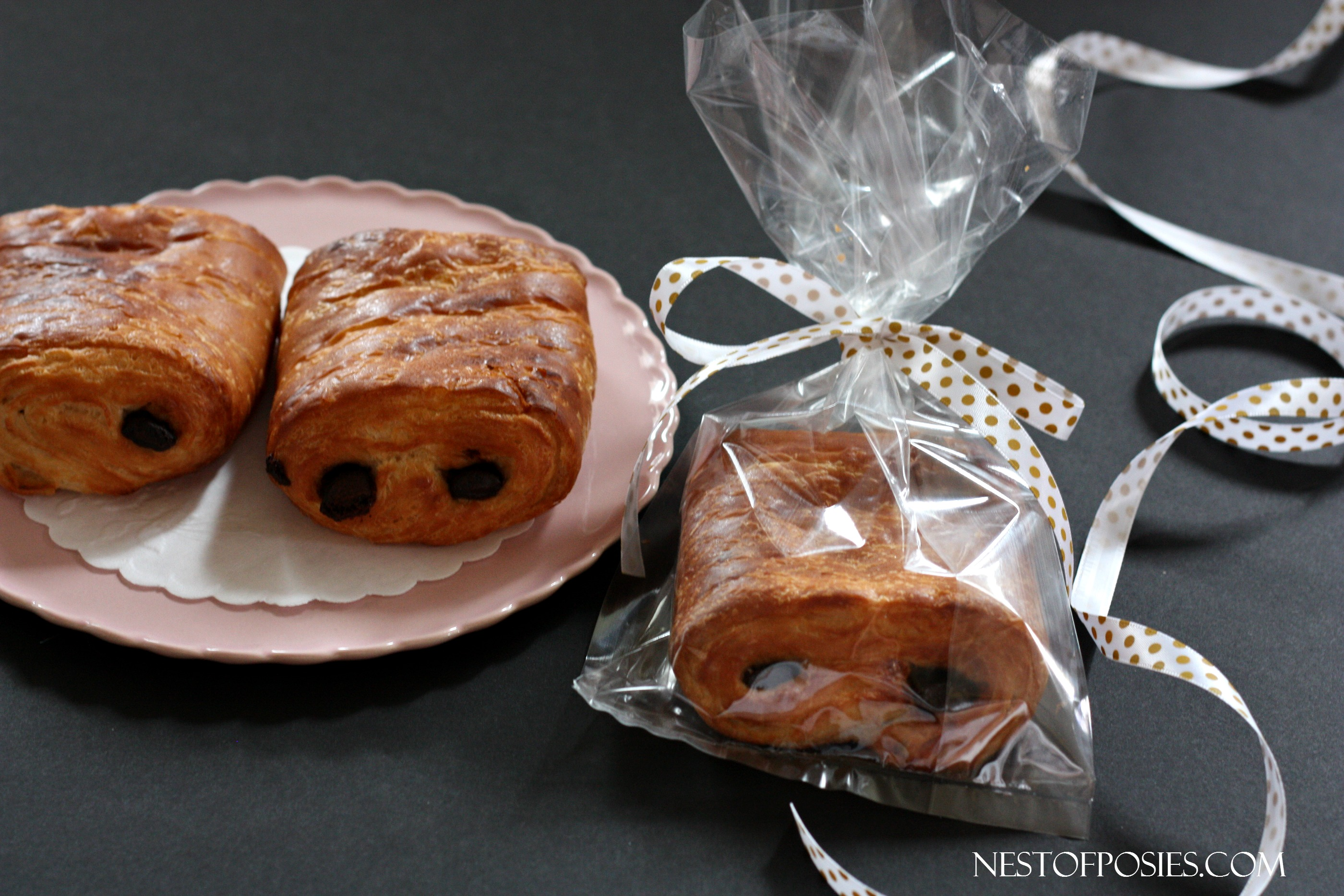 Fun packaging ideas with everyday baked goods