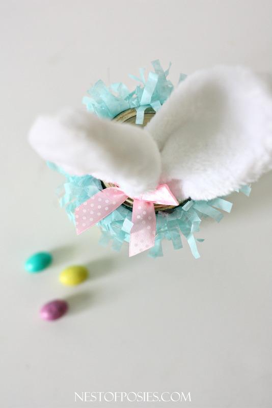 Easter Mason Jar Craft Ideas