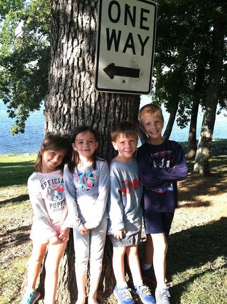 One way kiddos