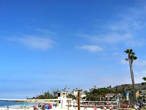 Our vacation to Southern California and stay in Laguna Beach