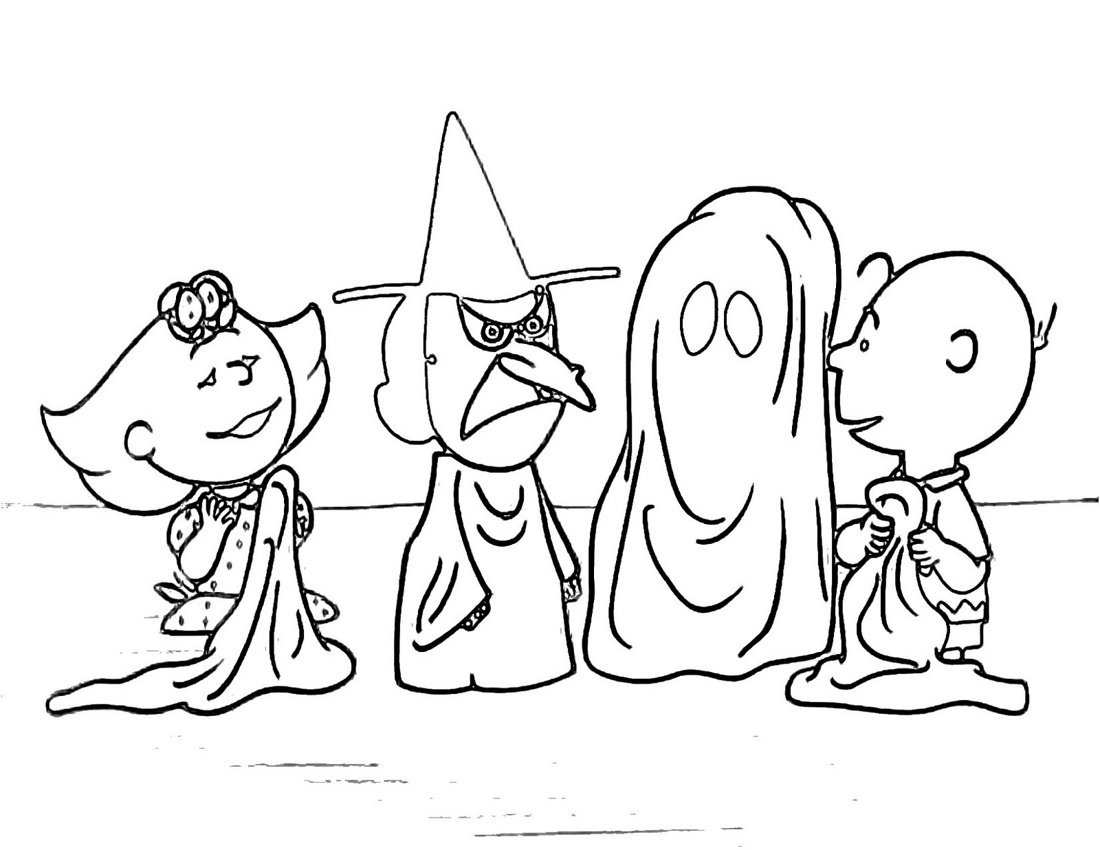 Coloring Pages Frozen Halloween : Halloween coloring pages