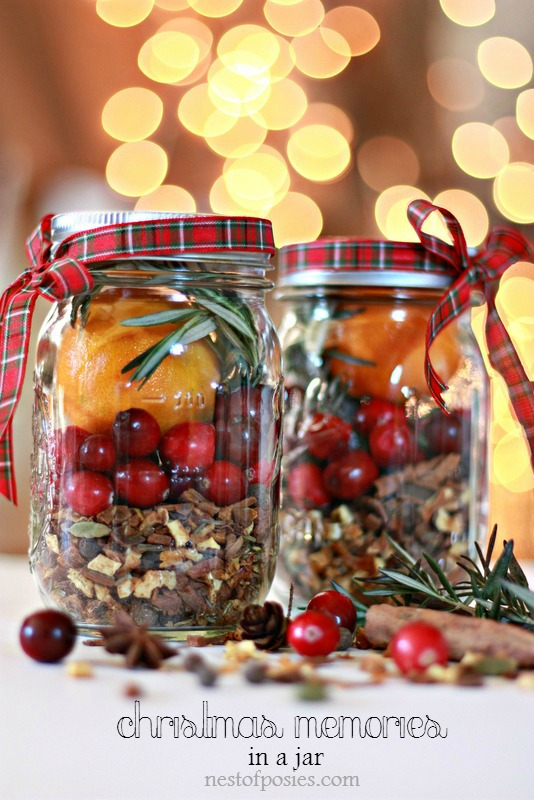 Christmas jar mulling spices christmas in a jar diy homemade gift for teahcers neighbors co workers solutioingenieria Choice Image