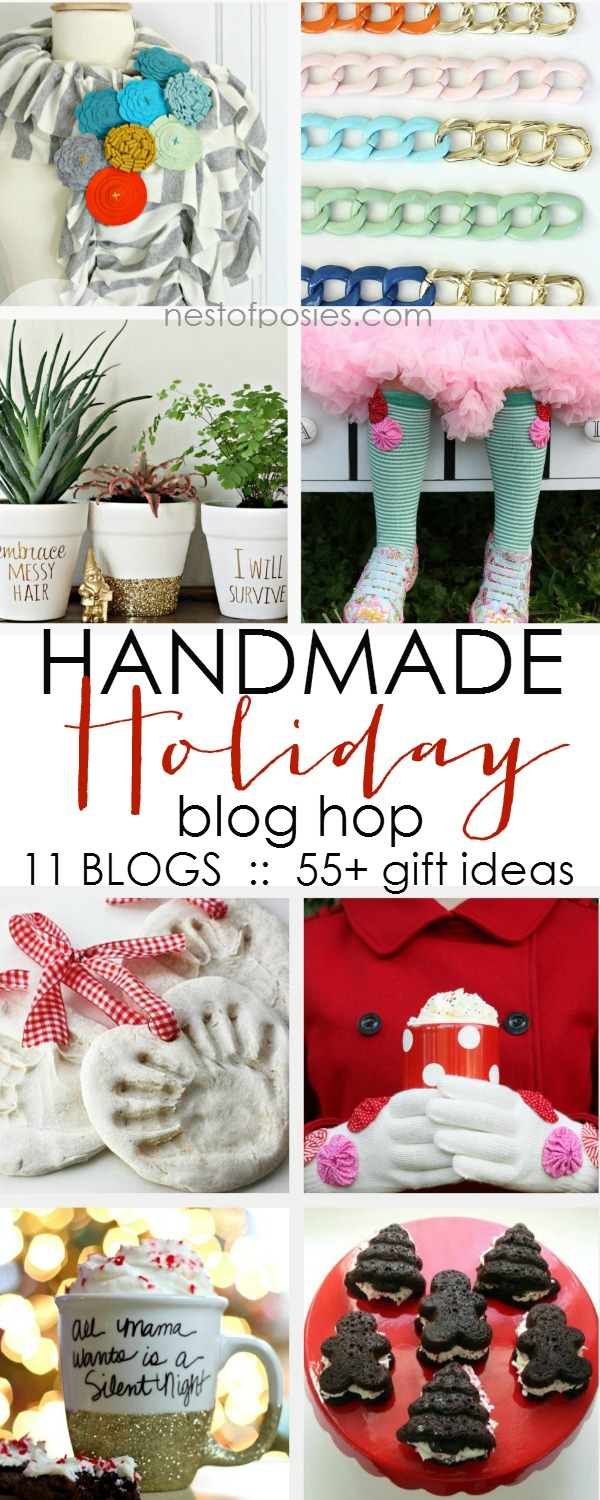 Handmade Gift Ideas for Christmas
