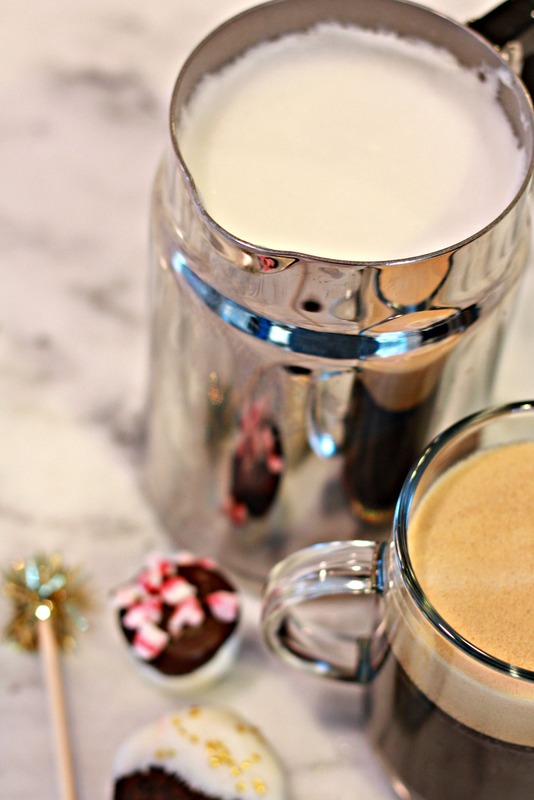 Nespresso coffee and Milk Frother