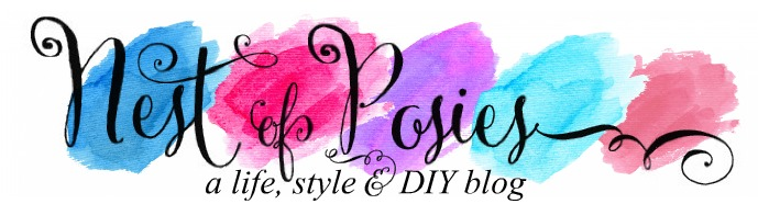 Nest of Posies a life, style & DIY blog