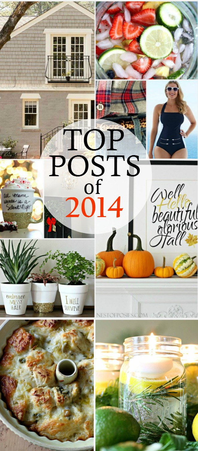home decor crafts blog top posts of 2014 10955