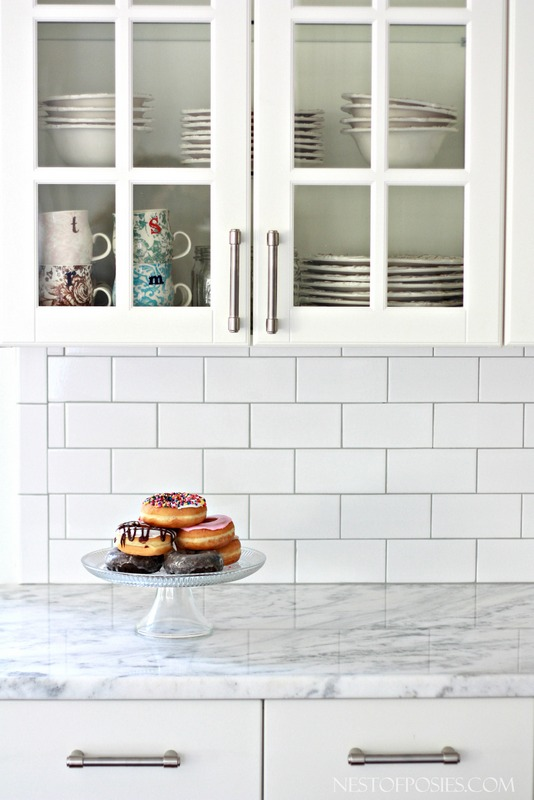 Subway Tile Back Splash Home Design