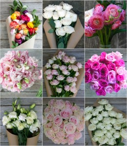 Ordering Flowers for Valentines Day