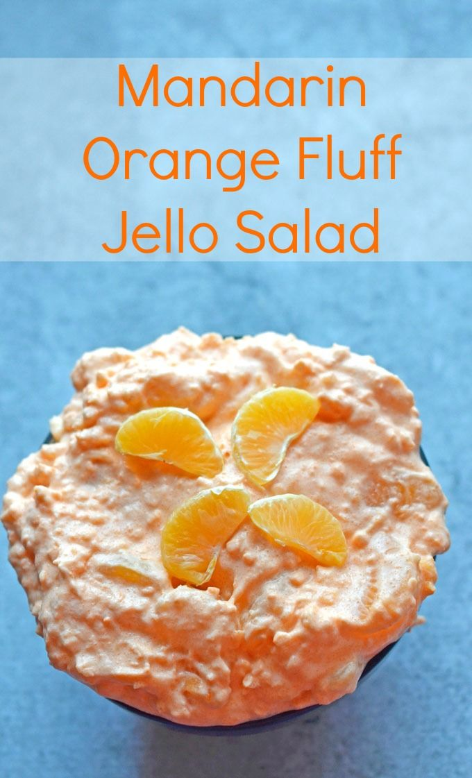 fruit of the month club jello fruit salad