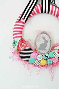 Easter Parade Wreath