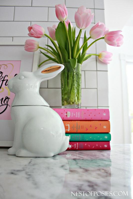 Spring Vingette and Free Printable