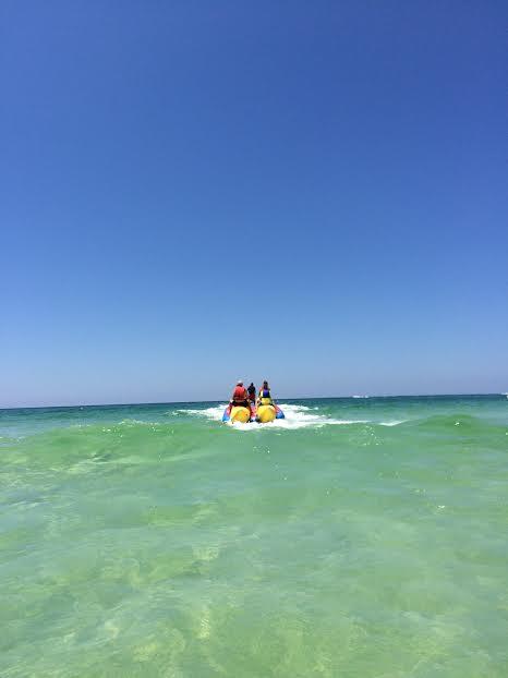 Banana Boating of PCB, FL