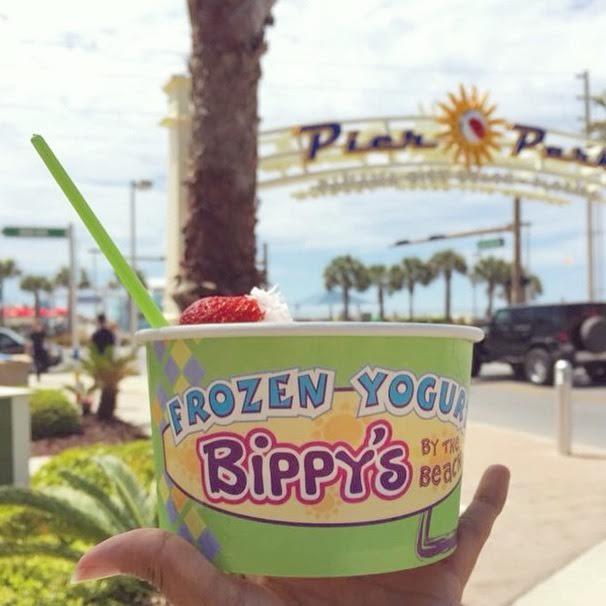 Bippy's FroYo in PCB, FL