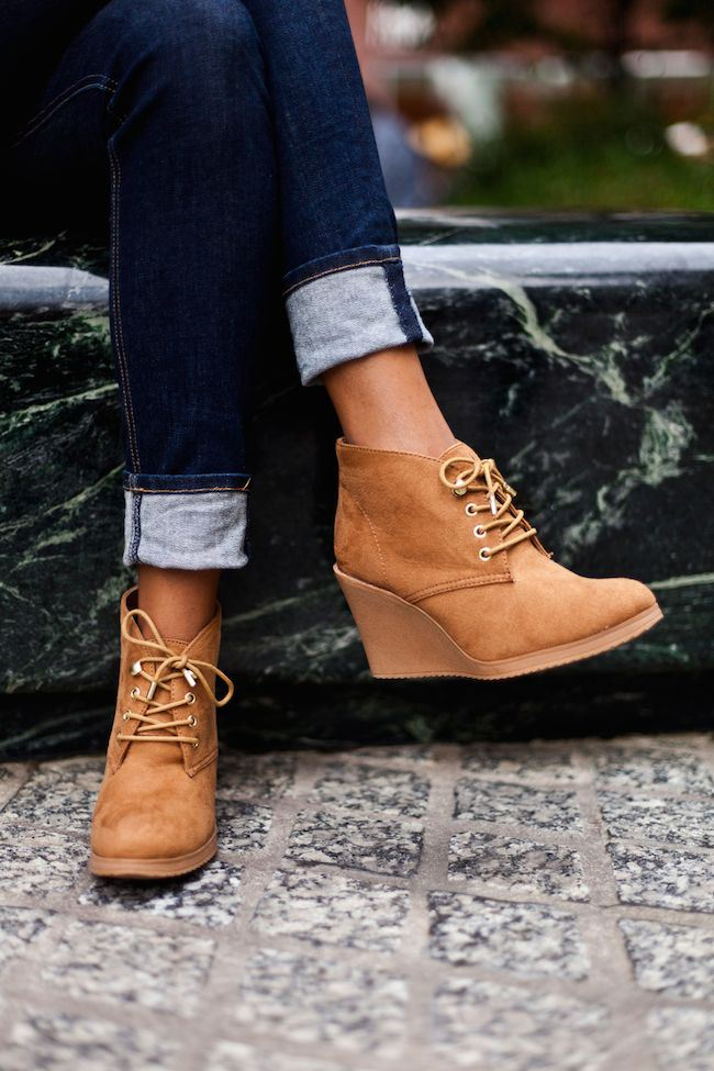 Booties-and-Jeans