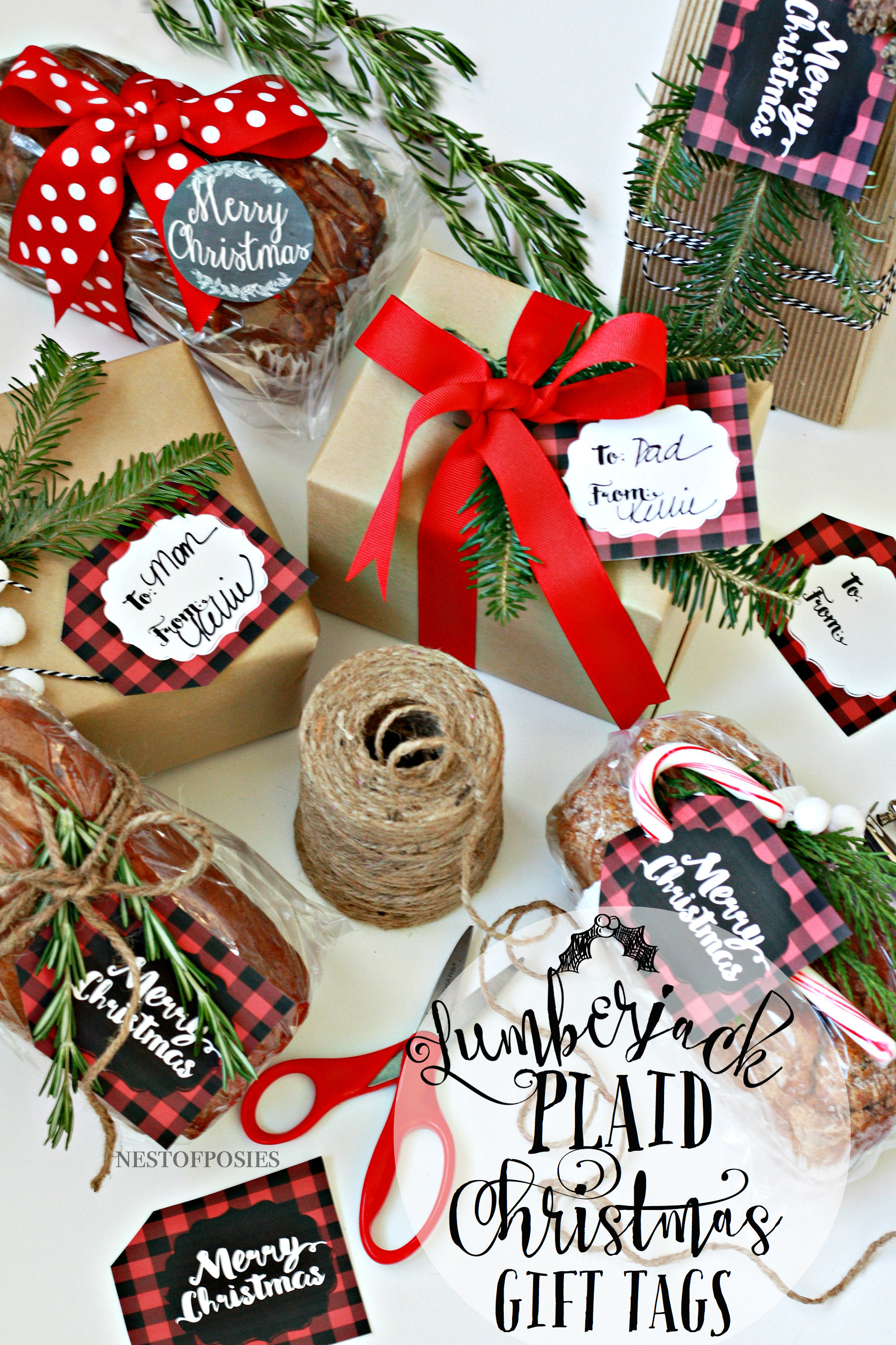 Printable christmas gift tags and trust me saving your sanity during the holidays is a very good thing negle Gallery