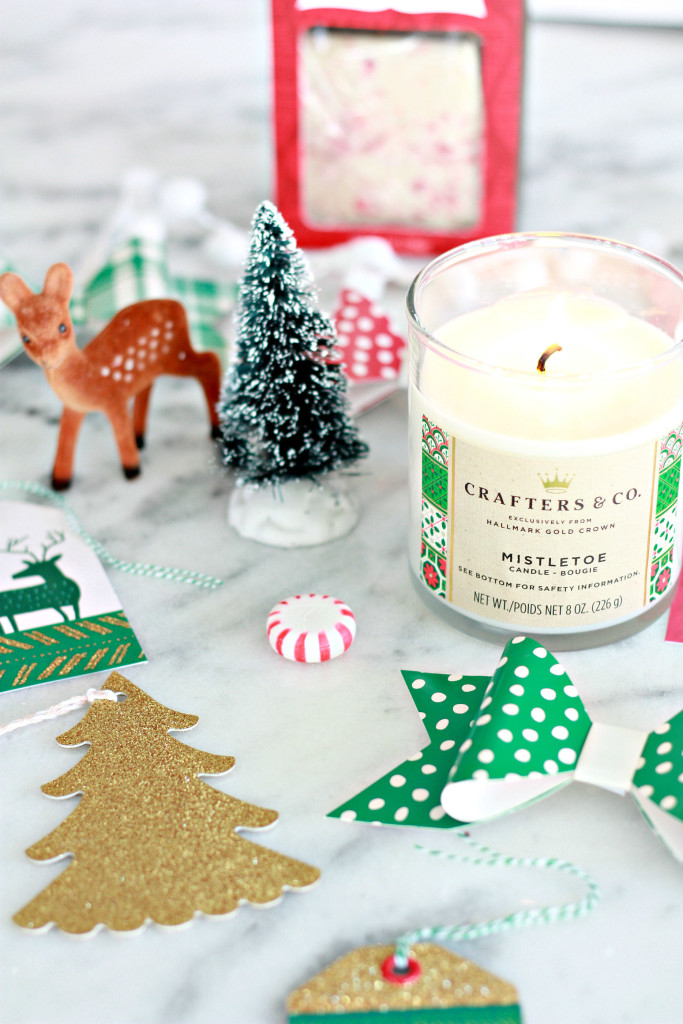 Crafters and Company Holiday Candles. The perfect gift to give