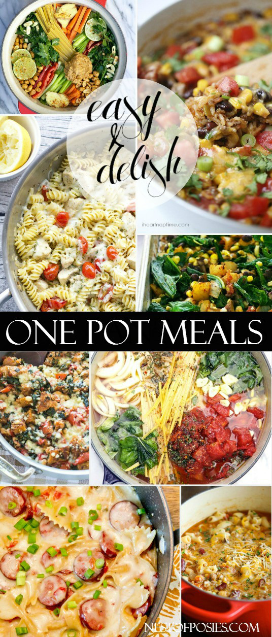 One-Pot-Skillet-Meals-that-are-easy-and-delish