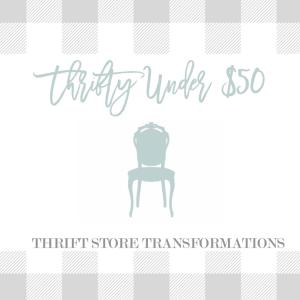 Thrifty Under $50