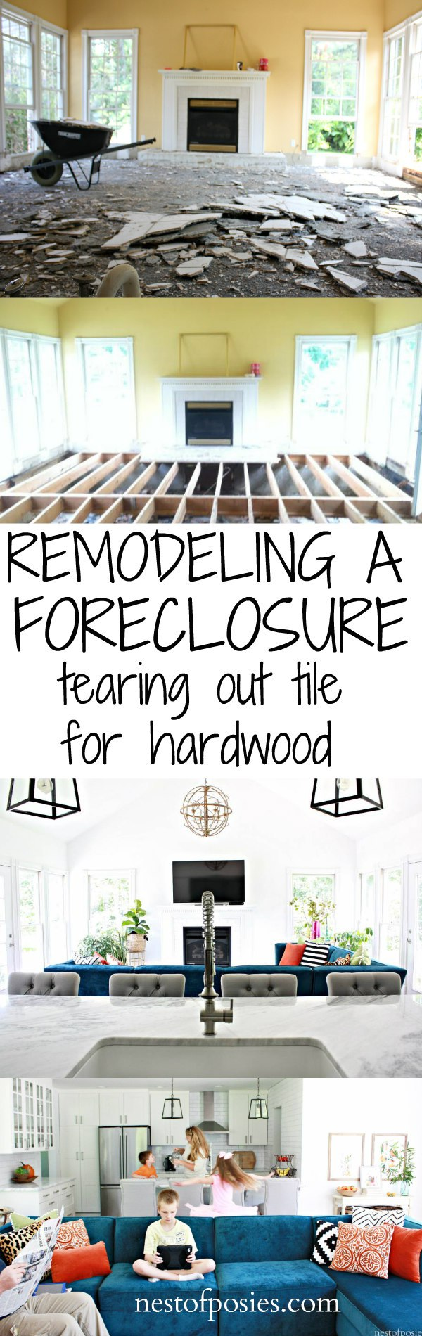 Remolding-a-foreclosure.-Tearing-out-tile-for-hardwood-theres-a-video-to-watch-as-welll