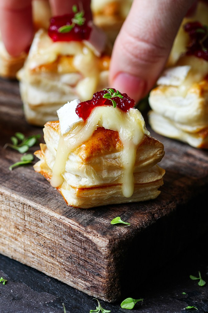 cranberry-and-brie-bites