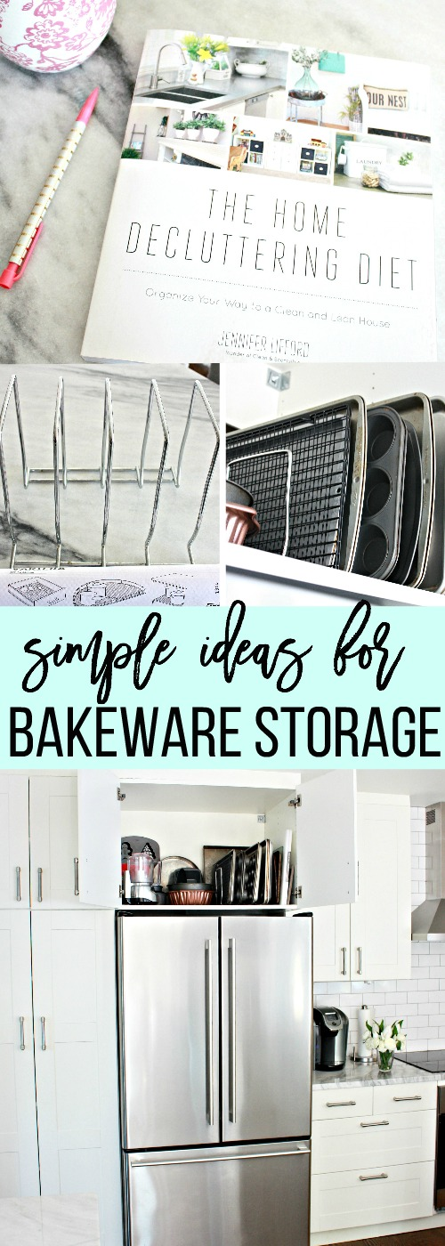 ... To Tackle My Bakeware Storage Cabinet. All Of My Base Cabinets In My  Kitchen Have Drawers U2013 Which I Absolutely Love! But I Wanted All My Baking  Pans To ...