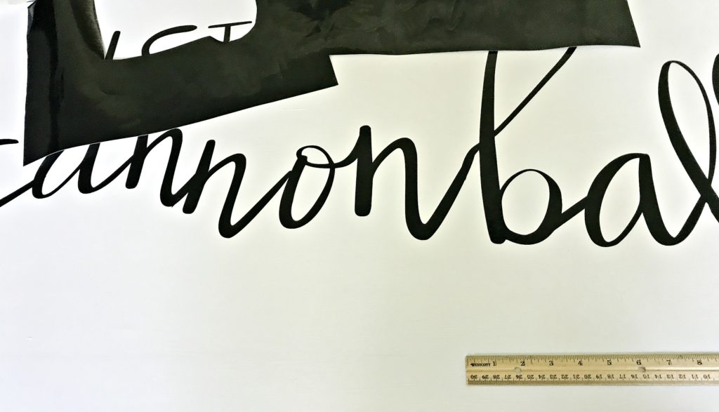 How to Make a Custom Sign for the Outdoors