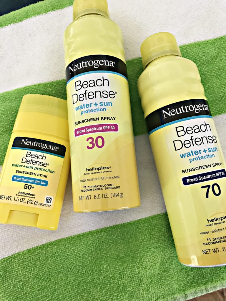 Sunscreen Tips for Kids