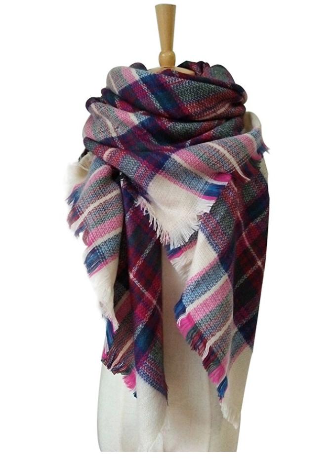Blanket Scarves All Under $15