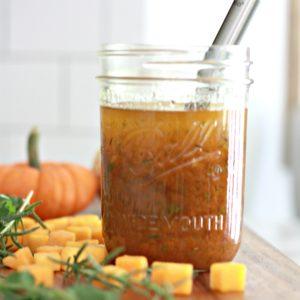 Pumpkin Vinaigrette