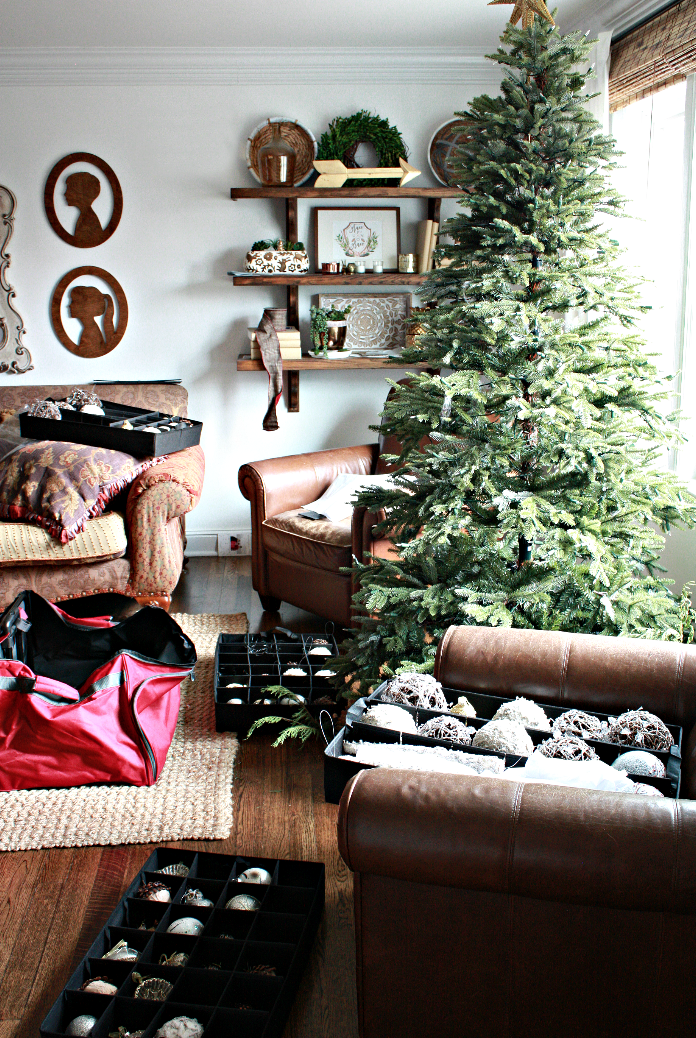 Storage and Organizing Solutions for your Christmas Decor